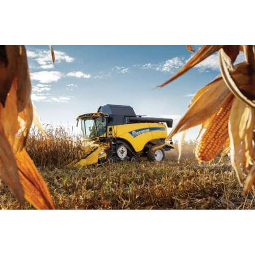 Комбайн CX 8.80 — совершенно новый стандарт уборки урожая