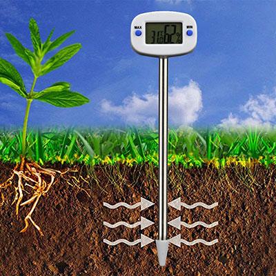 Мегаразработка: анализатор почвы с микролазером!