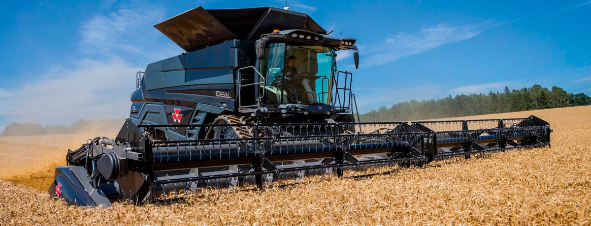 Представлен новый трактор Massey Fergusson
