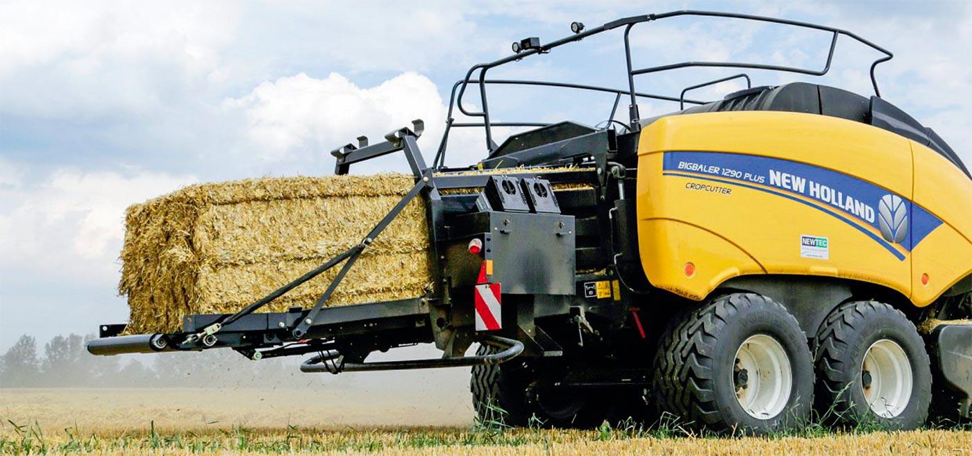 BigBaler 1290 Plus - New Holland