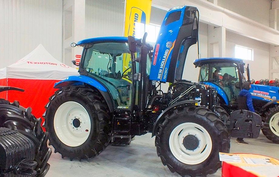 New Holland представил на AgroExpo 2020-3