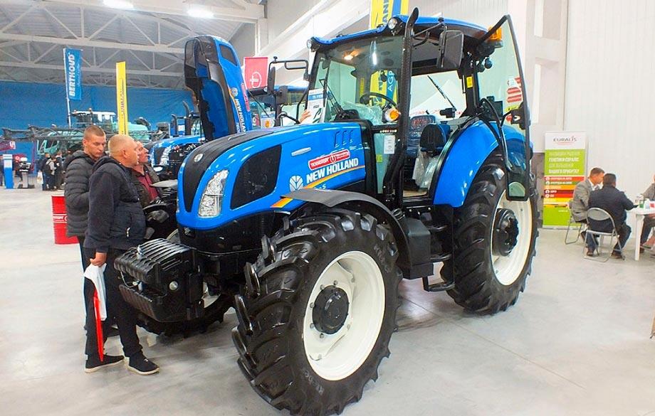 New Holland представил на AgroExpo 2020-6