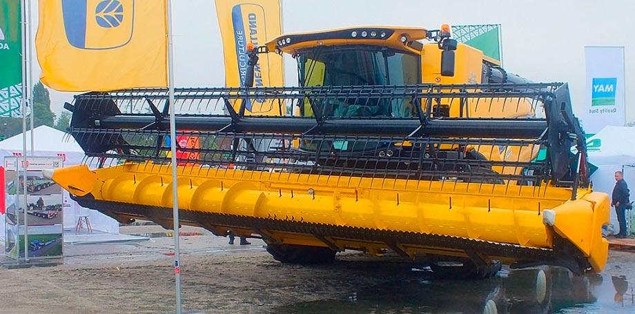 New Holland представил на AgroExpo 2020-8