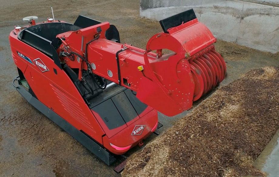 Kuhn представил своего первого аграрного робота-3