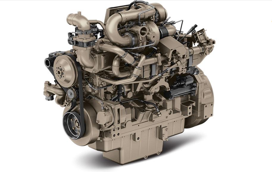 В John Deere Power Systems подтвердили разработку нового двигателя с рабочим объемом 18,0 л и мощностью 670 кВт (870 л.с.)