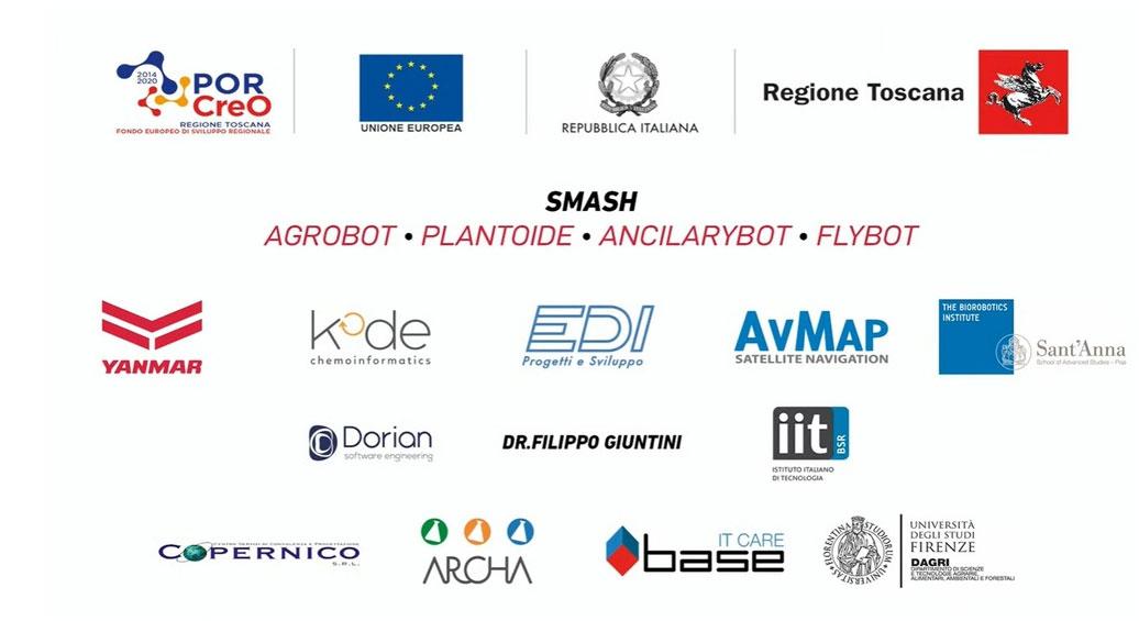 разрабатывается в сотрудничестве с 10 технологическими партнерами