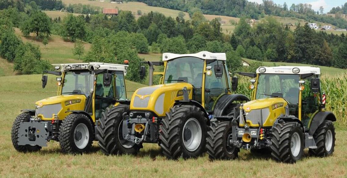 Новинка от Rigitrac: электротрактор SKE 50